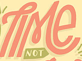 Make Time, Not Excuses