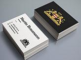 Martin Business Cards