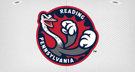 Reading Fightins Sleeve Emblem