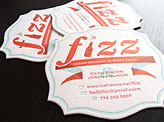 Retro Style Business Cards