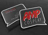 Amp Cosplay Business Cards