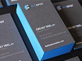 Fit Spot Business Cards