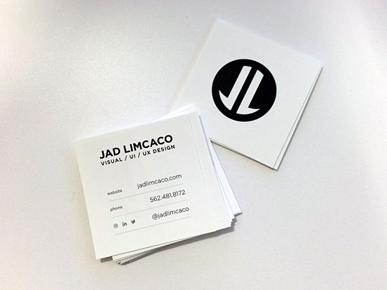 JL Business Cards