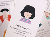 Jack Smith Business Cards