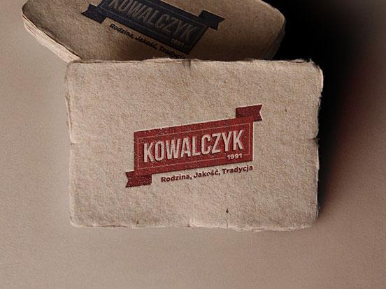 Kowalczyk Business Cards