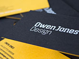 OJD Business Cards