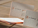 PlaceChallenge Business Cards