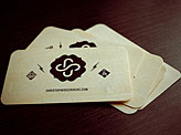 Christopher Scrivens Personal Cards