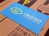 Conscious Business Card