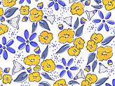 Flowers Pattern Print