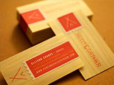 Hunt & Gather Biz Card