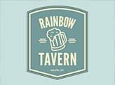 Rainbow Tavern Sign