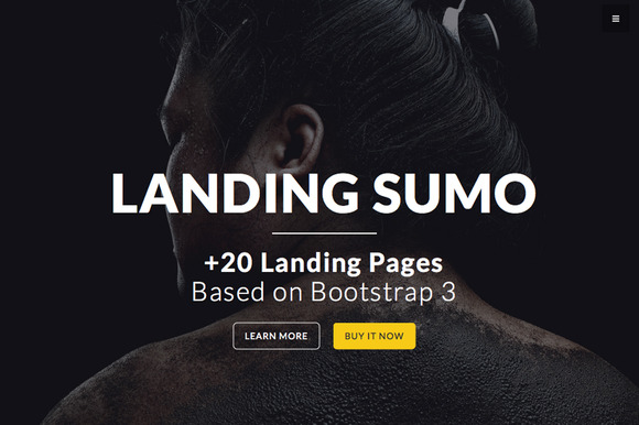 Landing Sumo +20 Awesome Landing Pages
