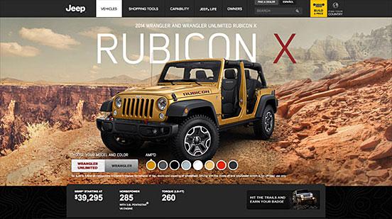 2014 Jeep Rubicon X