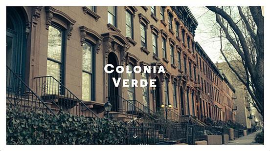 Colonia Verde