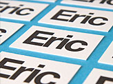 Eric Business Cards