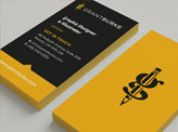 Grantburke Business Cards
