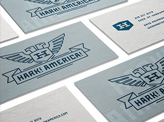 Hark America Business Cards