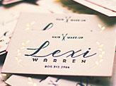 Lexi Warren Bussiness Cards