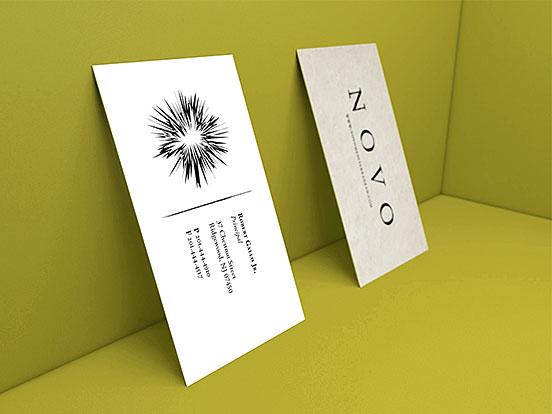Novo Business Card