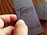 Tinlun Studios Business Cards