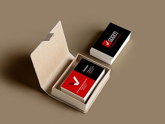 Viziom Business Cards