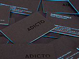 Adicto Buisness Cards