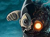 Astroboy's Intense Battle