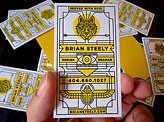 Brian Steely Business Cards