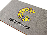 Cheese Coalition Business Card