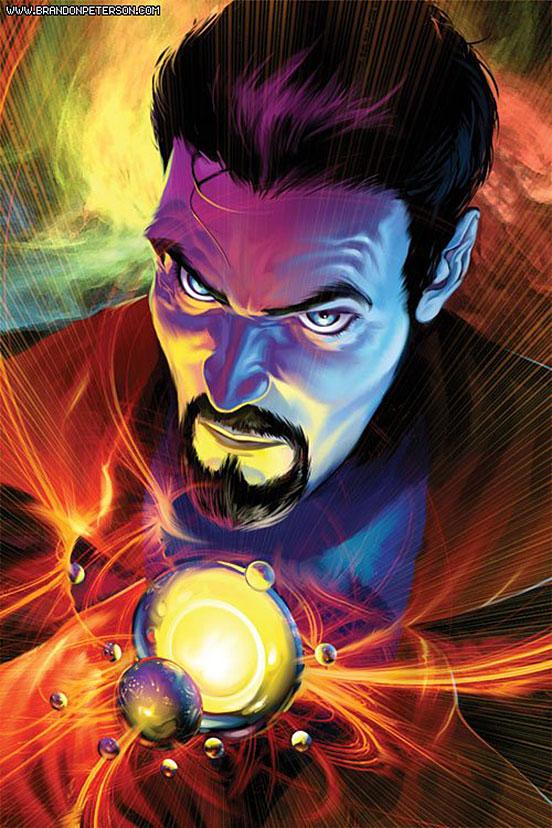 Doctor Strange Issue 5 Cover