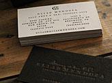 Elias Mendoza buisness cards