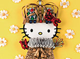 Hello Kitty Customized with Ribbons