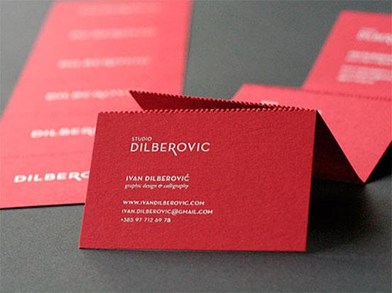 Ivan Dilberovic Business Cards