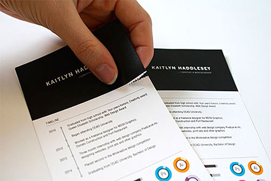Kaitlyn Haddlesey Business Cards