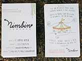 Lampade Nimbin Business Cards