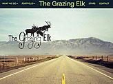 The Grazing Elk