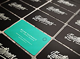 Branding Lion Business Card