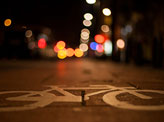 Cycling is the Pen that Writes on the Asphalt