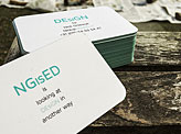 NGisED Business Cards