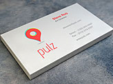 Pulz Business Cards