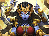 SMITE Kali Re Do