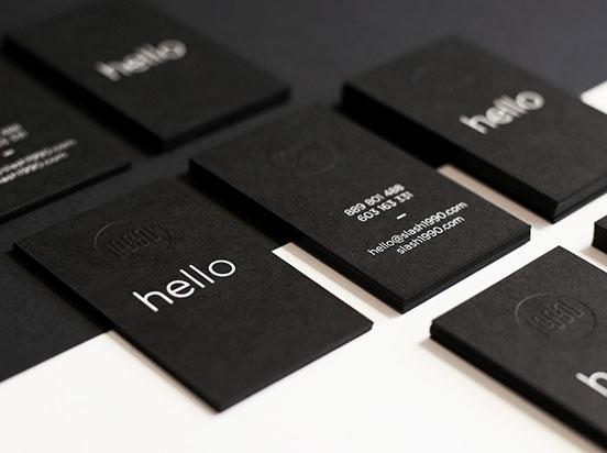 Slash1990 Business Cards