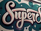 Super Studio Mural