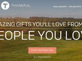 Thankful Registry