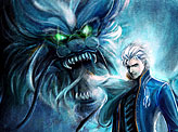 Vergil Dark Dragon