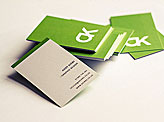 Andy Kirby Business Cards