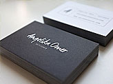 Angelika Omer Business Cards