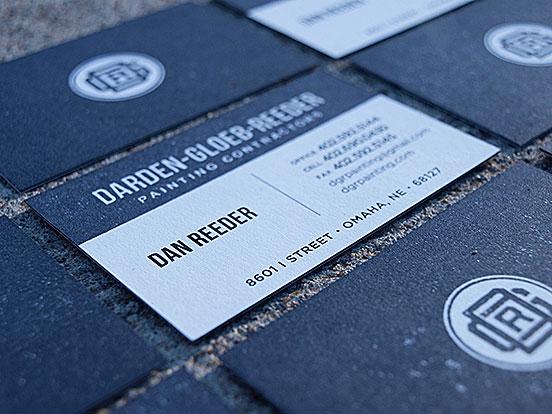 DGR Business Cards