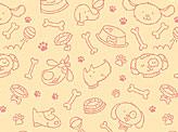 Doggy Pattern